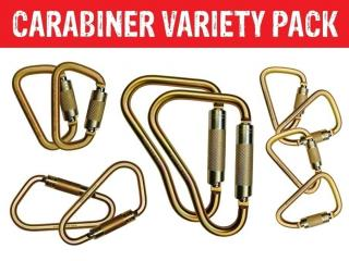 GME Supply Carabiner Variety Pack