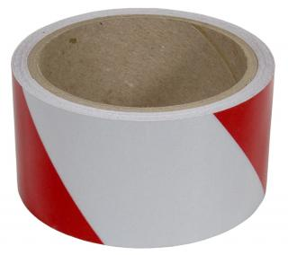 Accuform Striped Reflective Tape (15 Feet)