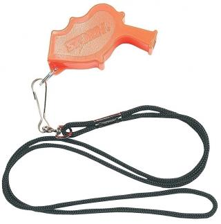 Storm Orange Personal Safety Whistle