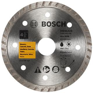 Bosch 4.5 Inch Turbo Rim Diamond Blade