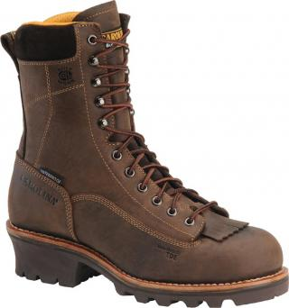 Carolina Birch Men's 8 Inch Waterproof Boots