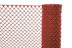 03-901 Cortina Warning/Diamond Mesh Fencing 4 ft x 100 ft