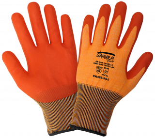 Global Glove Samurai ANSI A4 Tuffalene Glove (12 Pair)