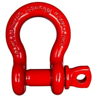 Crosby Self-Colored Screw Pin Shackles