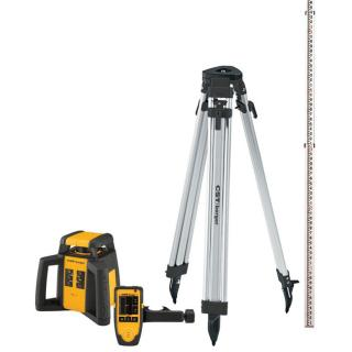 CST/Berger 2000 Foot Self-Leveling Horizontal Rotating Laser Level Kit