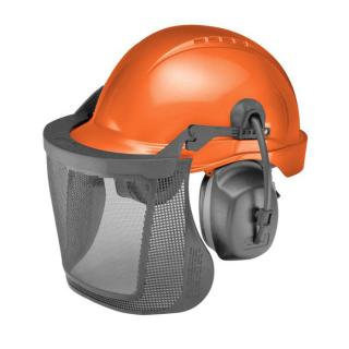 Elvex ProGuard CU-60R Vented Loggers Safety Cap