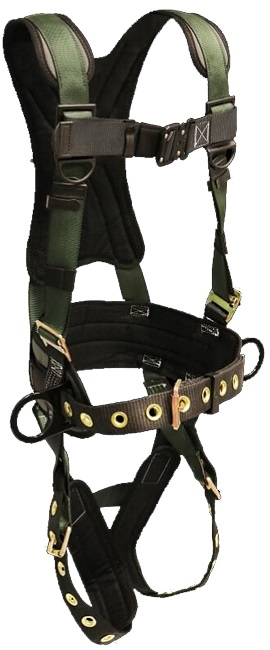 French Creek Stratos Harness with Belt