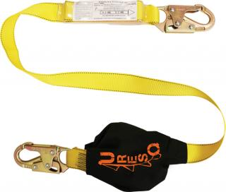 French Creek U-Res-Q Shock Absorbing Lanyard