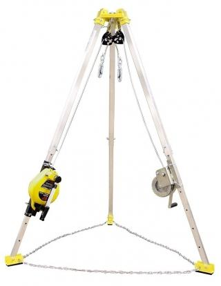 French Creek Confined Space Tripod