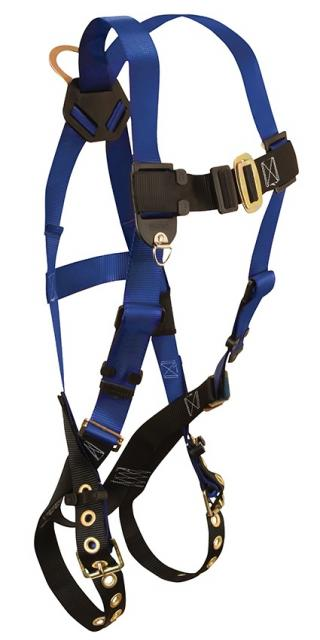 FallTech Contractor 1 D-Ring Climbing Harness
