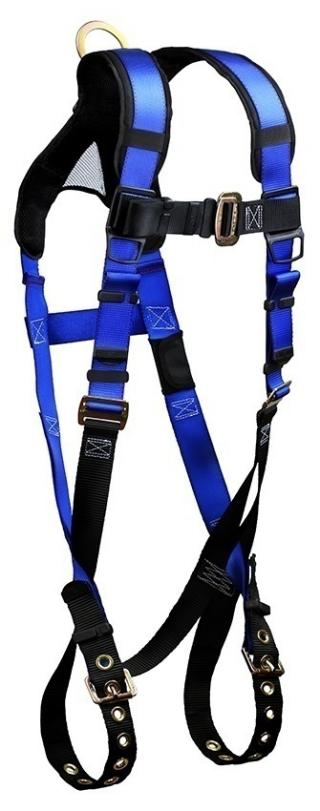 FallTech Contractor+ 1 D-Ring Climbing Harness