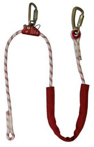 Elk River 1/2 Inch Adjustable Positioning Rope Lanyard