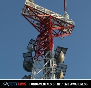 RF / EME Training Course - Online Certification from Safety LMS