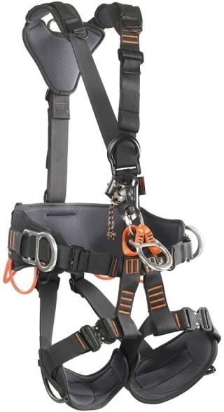Skylotec Rescue Pro 2.0 Harness with Chest Ascender