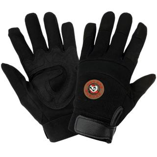 Global Glove Hot Rod Synthetic Leather Mechanics Gloves