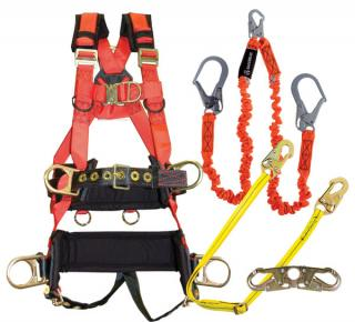 GME Supply 90000 Basic Tower Climbing Fall Protection Kit