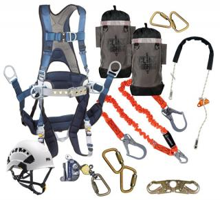 GME Supply 90006 ExoFit Tower Climbing Kit