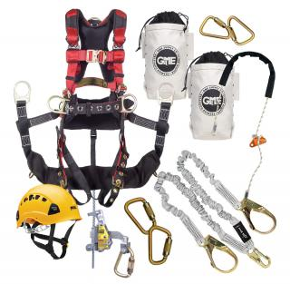 GME Supply 90007 WestFall Pro Tower Climbing Kit
