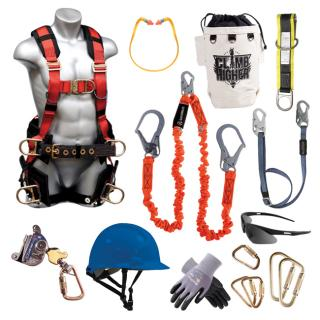 GME Supply 90013 Essentials Tower Climbing Training Kit