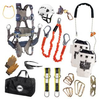 GME Supply 90014 Deluxe Tower Climbing Training Kit