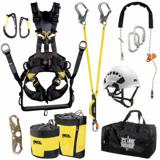 Petzl 90017 Tower Climbing Kit