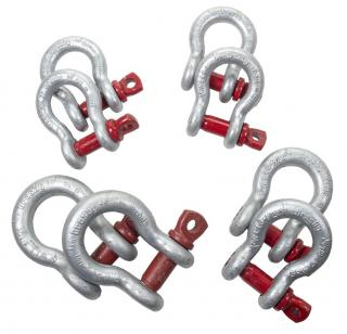 Columbia Safety and Supply Heavy Duty Shackle Pack