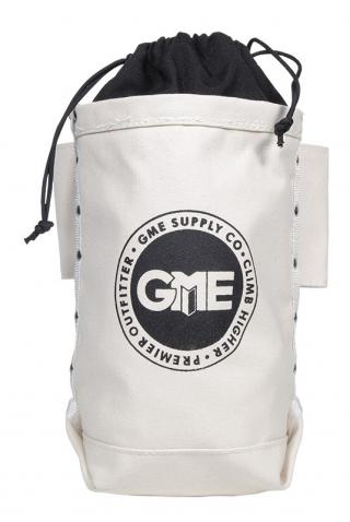 GME Supply Heavy Duty Top-Closing Canvas Bolt Bag with Belt Snaps