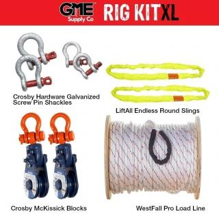 Columbia Safety and Supply Rig Kit XL