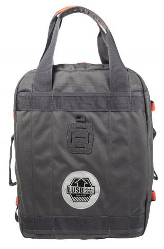 Last US Bag Black Flag Backpack