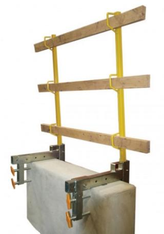 Guardian Parapet Anchor for Guardrails