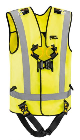 Petzl NEWTON EASYFIT Hi-Viz Full Body Harness