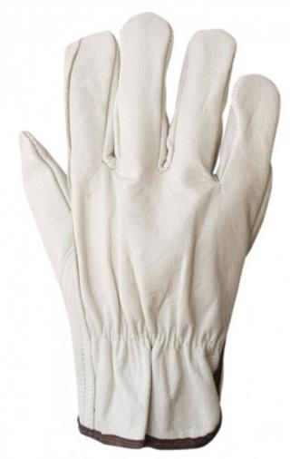 Buffalo Grain Leather Keystone Thumb Driver Glove