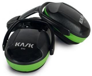 Kask SC1 Green Ear Muffs