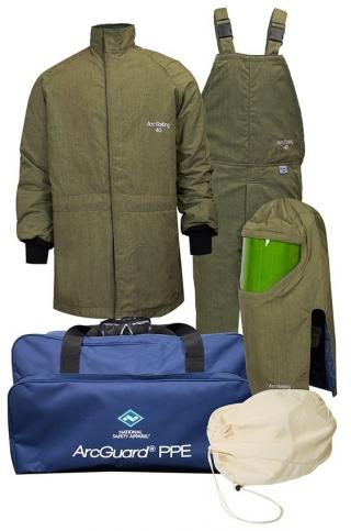 National Safety Apparel ArcGuard RevoLite Arc Flash Kit