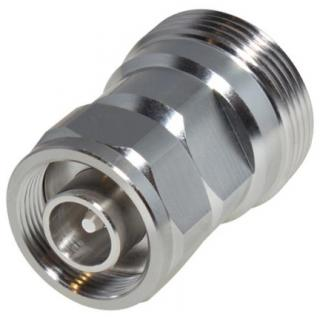 RF Industries Low PIM 4.1/9.5 (Mini) DIN Male to 7/16 Din Female Adapter