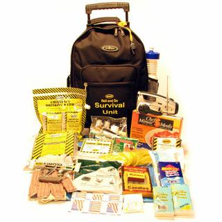 Mayday 27 Piece Roll and Go Survival Kit