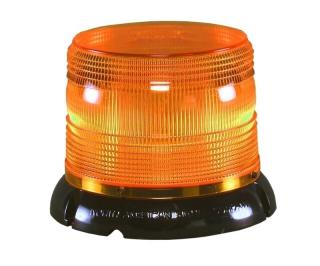 North American Signal LED400MX Warning Light - Magnetic Mount - Amber
