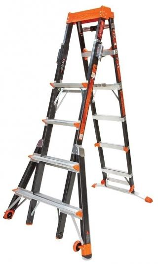Little Giant Select Step Fiberglass Ladder
