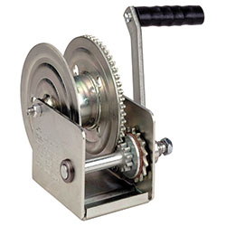 Dutton Lainson Brake Winch - 1200 lbs. Load Capacity