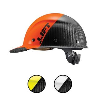 Lift Safety DAX Fifty 50 Carbon Fiber Cap