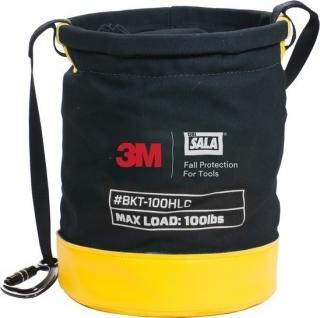 DBI Sala 100 lb Load Rated Hook and Loop Canvas Safe Bucket