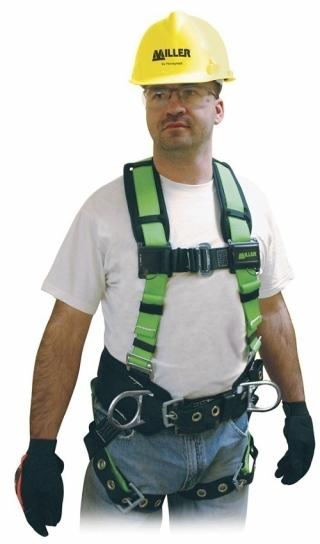 Miller Non-Stretch Contractor Harness