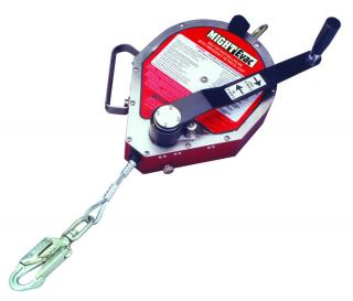 Miller MightEvac SRL with Emergency Retrieval Hoist
