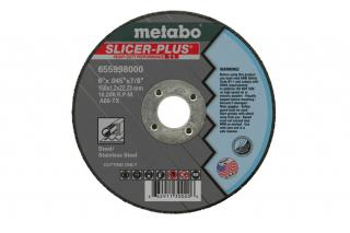 Metabo Slicer Plus A60TX (Pack of 50)