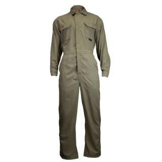 National Safety Apparel 8 cal 5.5 ounce Tecgen FR Coverall