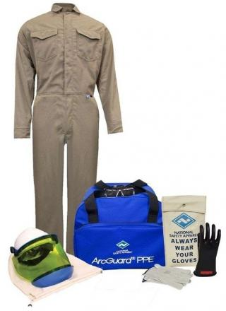 National Safety Apparel ArcGuard Arc Flash Kit