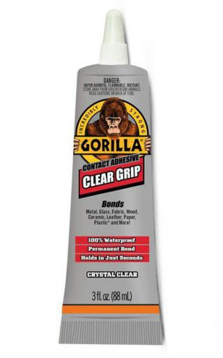 Gorilla Clear Grip