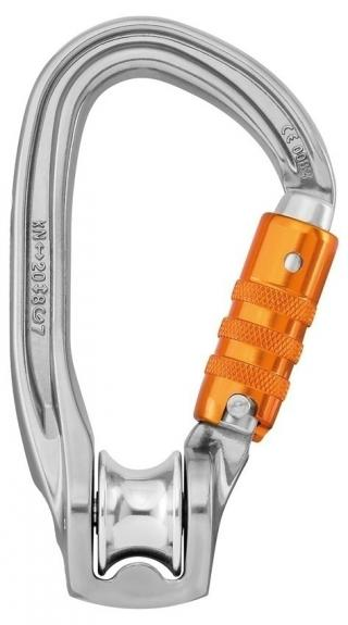 Petzl Rollclip Z Triact-Lock Pulley Carabiner