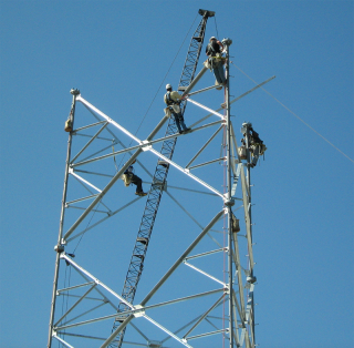 Safety LMS Tower Erection Hoist Operations Course