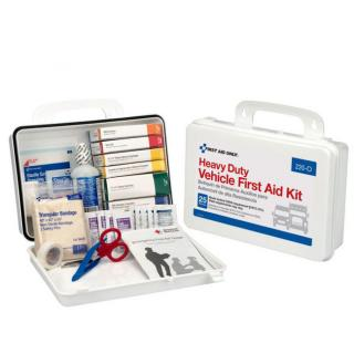 First Aid Only 25 Person Vehicle First Aid Kit